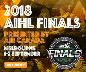 2018 AIHL Finals presented by Air Canada