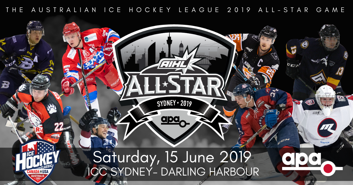 AIHL All Stars 2019 | Australian Ice Hockey League | AIHL