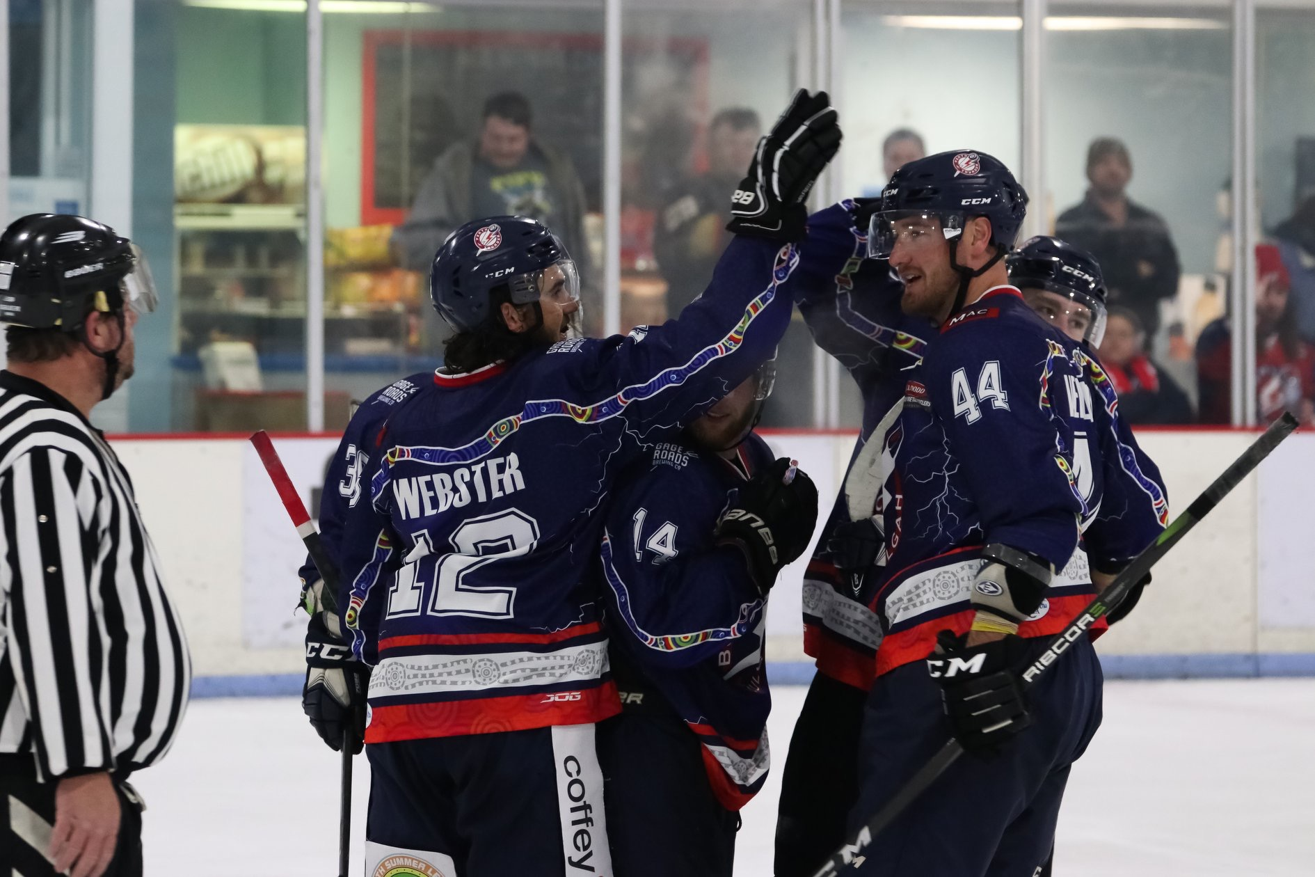 Thunder TheAIHL com - Official Website of the Perth Thunder