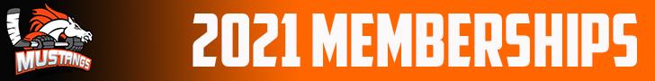 Melbourne Mustangs Ice Hockey Memberships 2021