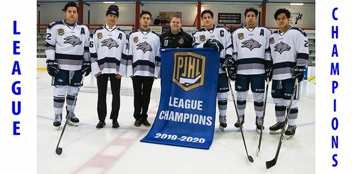 20200215 PJHL League Champions Banner ws net